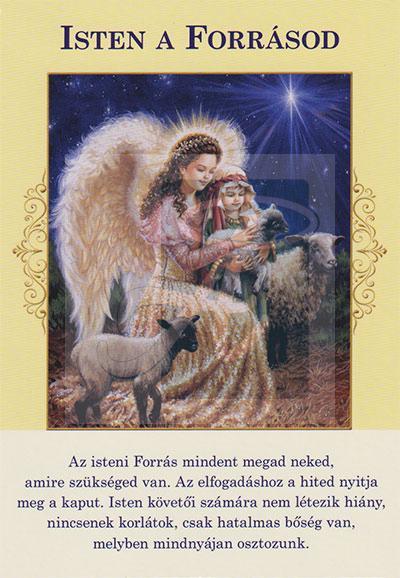 Isten a Forrásod - A Bőség Angyalainak üzenete