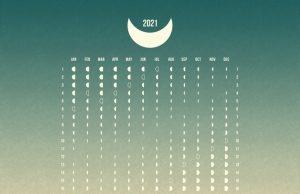 Tízmilliószoros teremtő napok, Teliholdak és Újholdak 2021-ben - mágikus holdnaptár Neked